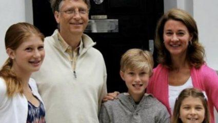 Απίστευτο! Δείτε πόσα θα κληρονομήσουν τα παιδιά του Μπιλ Γκέιτς