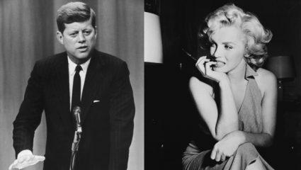 Αποκάλυψη «βόμβα»: O Ρόμπερτ Κένεντι δολοφόνησε τη Μέριλιν Μονρόε