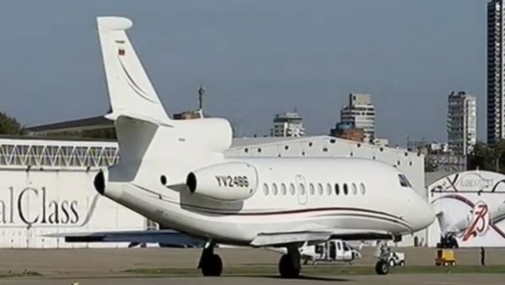 «Βλακώδες ότι το αεροσκάφος μετέφερε χρυσό» λέει ο πρέσβης της Βενεζουέλας