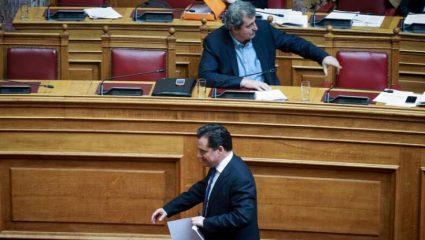 Ξέφυγαν και πάλι Γεωργιάδης και Πολάκης!