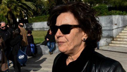 Μάγδα Φύσσα: «Να μην ξαναδεί ποτέ ο δολοφόνος του Παύλου το φως του ήλιου»