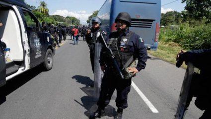 Μεξικό: Θρίλερ με την απαγωγή 19 επιβατών από ενόπλους