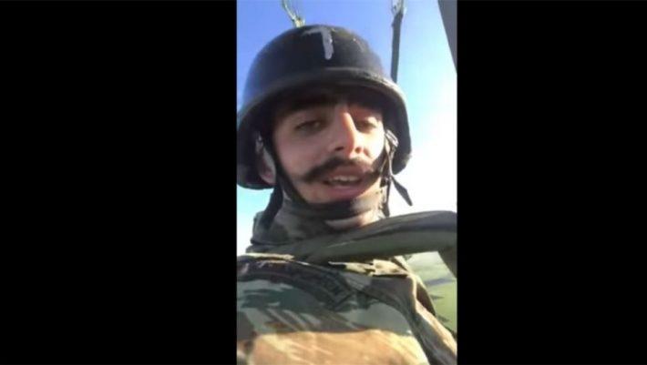 Τιμωρήθηκε ο αλεξιπτωτιστής που τραγούδησε το «Μακεδονία Ξακουστή»