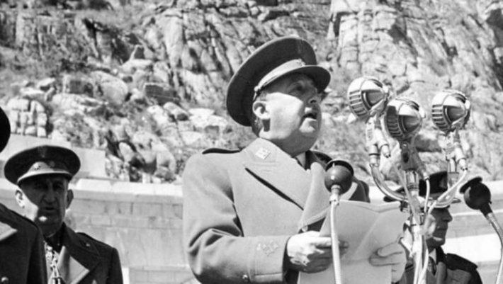 Σε κρατικό νεκροταφείο της Μαδρίτης το λείψανο του Φράνκο