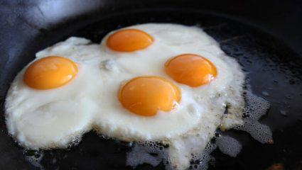 Άσχημα νέα για όσους τρώνε πολλά αυγά