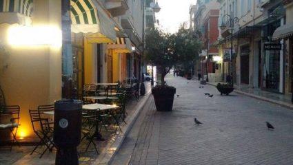 Κλειστά όλα τα καφέ στην Πάτρα για την υπερφορολόγηση