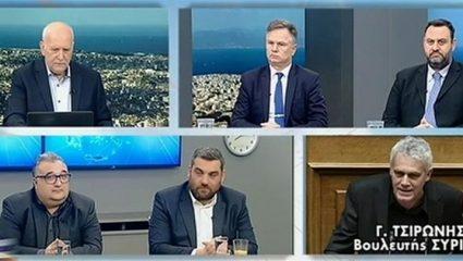 Τσιρώνης: «Ποτέ δεν είπα ότι το Καστελόριζο δεν ανήκει στο Αιγαίο»