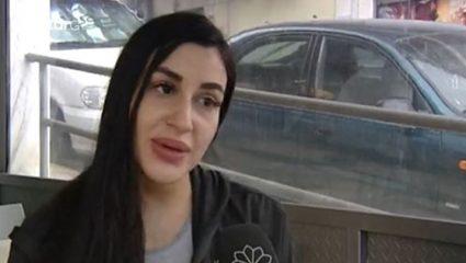 Η 32χρονη που κατηγορείται ότι έριξε τον σύντροφό της από το μπαλκόνι: «Φοβόμουν για τη ζωή μου»