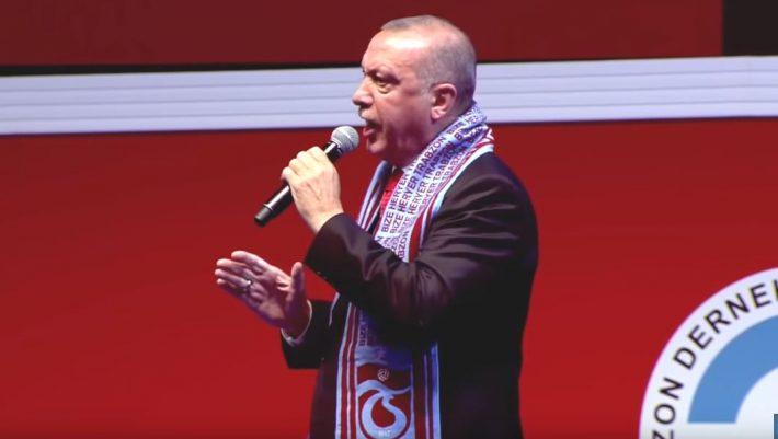 Προκαλεί και πάλι ο Ερντογάν: «Η Κωνσταντινούπολη δεν θα υπάρξει ξανά» - ΒΙΝΤΕΟ