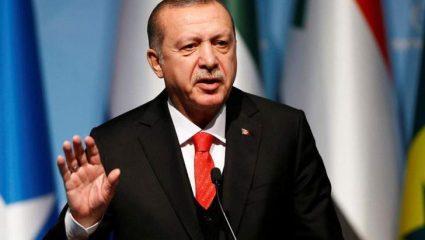 Το… βιολί του ο Ερντογάν: «Είναι ώρα να κάνουμε τζαμί την Αγιά Σοφιά»