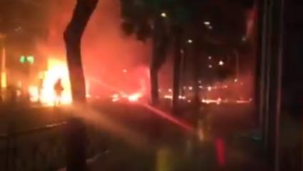 Επίθεση Ολυμπιακών σε ΑΕΚτζήδες στην εθνική οδό
