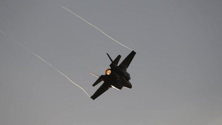 Η Αμερική θέλει να πουλήσει τα F-35 στην Ελλάδα