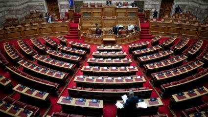 Ο κορωνοϊός δεν θα κλείσει τη Βουλή