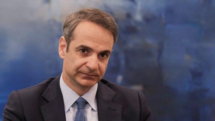 Παρουσιάζει 42 υποψήφιους ευρωβουλευτές ο Μητσοτάκης