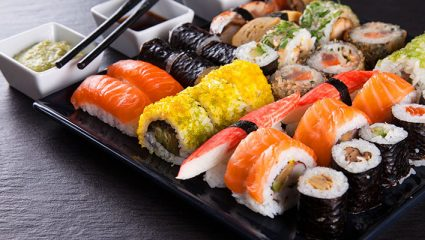Τι μπορεί να σας συμβεί αν τρώτε συχνά σούσι