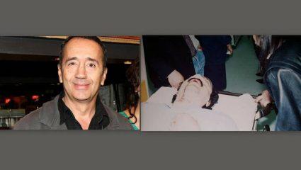 Όταν ο Άγγελος Πυριόχος σώθηκε από θαύμα – Συγκλονιστικές φωτογραφίες από το αεροπορικό ατύχημα