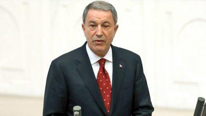 Ξανά προκλητικός ο Ακάρ: Θέλει αποστρατικοποίηση των νησιών του Αιγαίου!