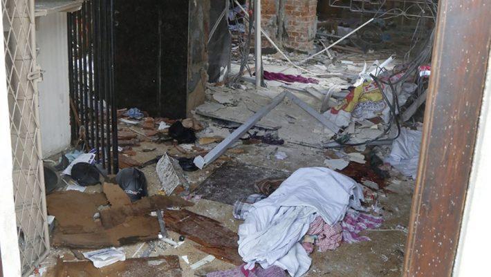 Λουτρό αίματος στη Σρι Λάνκα! Και νέα έκρηξη σε ξενοδοχείο – Ανεβαίνει ο αριθμός των νεκρών