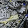Επιστρέφονται οι πινακίδες κυκλοφορίας εν όψει Πάσχα