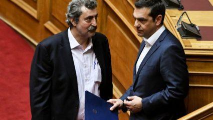 «Θύελλα» στη Βουλή μετά τα σχόλια Πολάκη για Κυμπουρόπουλο