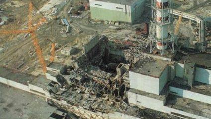 Σαν σήμερα η καταστροφή του Τσερνόμπιλ