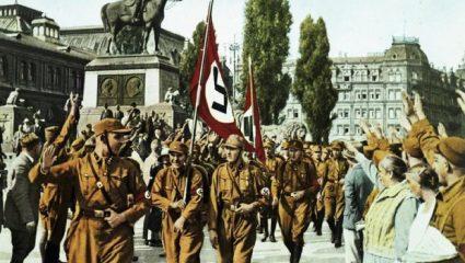 Η διάλυση των ναζιστικών Ταγμάτων Εφόδου