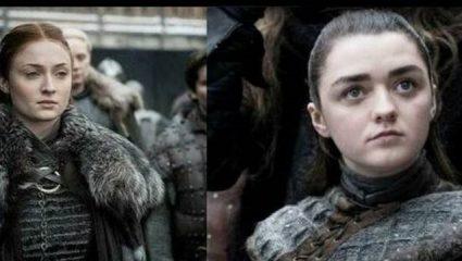 Όλα όσα αποκάλυψαν, Σάνσα και Άρια για το τέλος του Game of Thrones