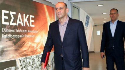 Αποχώρησε από τον ΕΣΑΚΕ ο Ολυμπιακός – «Ας ξεκινήσουν τα πλέι οφ μόνοι τους