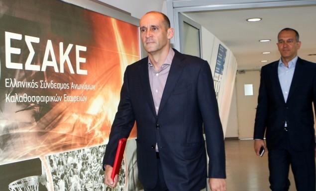 Αποχώρησε από τον ΕΣΑΚΕ ο Ολυμπιακός - «Ας ξεκινήσουν τα πλέι οφ μόνοι τους