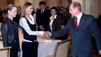 Έγκυος η «παράνομη» ερωμένη του Πούτιν!