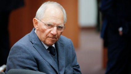 Σόιμπλε: «Η Ελλάδα σήμερα σε πολύ καλύτερη θέση σε σχέση με πριν από οκτώ χρόνια»