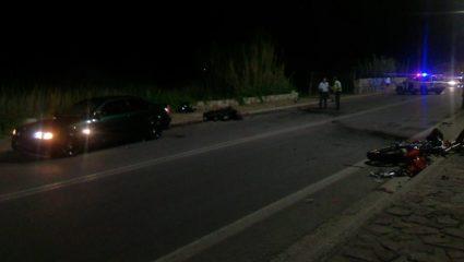 Σοκαριστικό τροχαίο στη Λέσβο με τρία νεαρά άτομα νεκρά