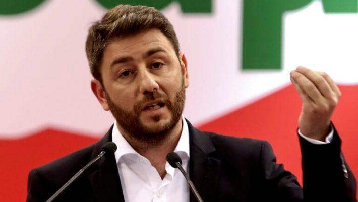 Έτοιμος να παραιτηθεί από ευρωβουλευτής ο Νίκος Ανδρουλάκης