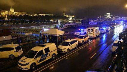 Ουγγαρία: Ναυάγιο στον Δούναβη – Τουλάχιστον 7 νεκροί, 19 αγνοούμενοι