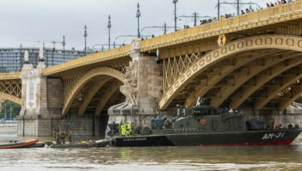 Συνελήφθη ο καπετάνιος από την τραγωδία στο Δούναβη