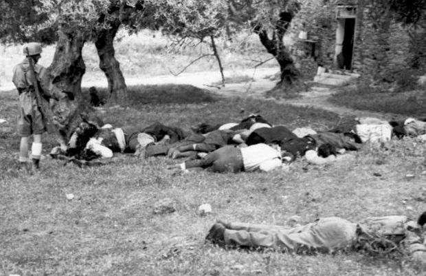Η Σφαγή στο Κοντομαρί