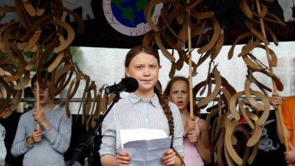 Η 16χρονη δεν θα πάει σχολείο για ένα χρόνο για να αγωνιστεί για το κλίμα