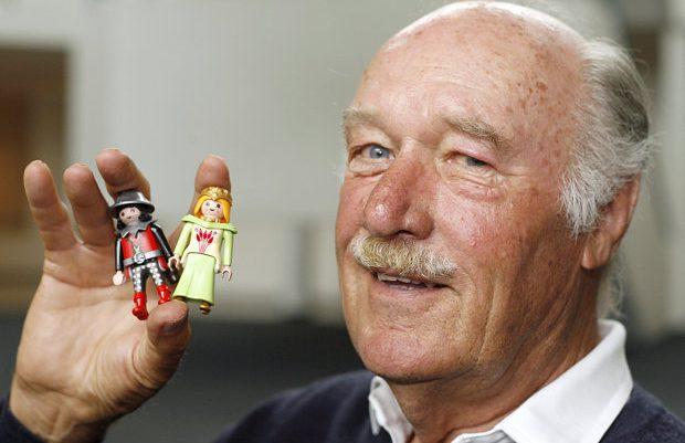 Σαν σήμερα πέθανε ο «πατέρας» των Playmobil