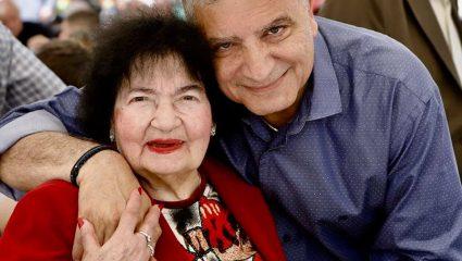 Γιώργος Πατούλης: Το συγκινητικό τηλέφωνημα στην μητέρα του