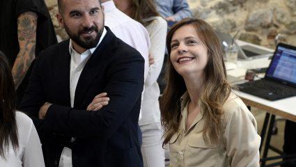 Η Αχτσιόγλου οριστικά το «πρόσωπο» του ΣΥΡΙΖΑ για τις εκλογές