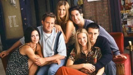 Επιστρέφει η σειρά «Friends»;