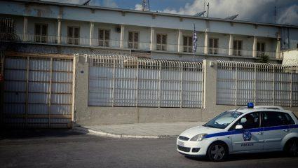 Συμπλοκή κρατουμένων στον Κορυδαλλό – Τρεις τραυματίες