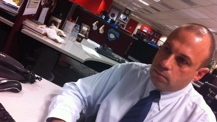 Θύμα διάρρηξης ο δημοσιογράφος Γιώργος Σαραντάκος