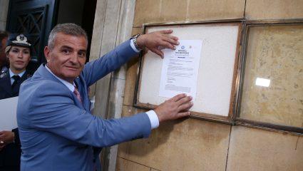 Έκαναν… λάθος στο Προεδρικό Διάταγμα για τη διάλυση της Βουλής!