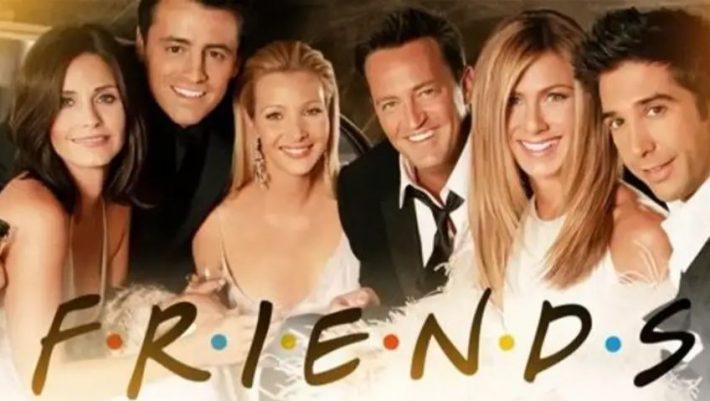 Αυτό το ποσό πλήρωσε το Netflix για τα δικαιώματα της σειράς «Friends»