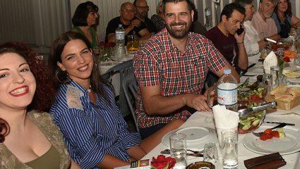 Τι έκανε η Κατερίνα Στικούδη σε εκδήλωση του ΚΚΕ; – ΦΩΤΟ
