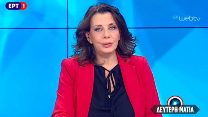 Πέρασε στην αντεπίθεση η Ακριβοπούλου: «Είναι τα ίδια μέσα που έχουν δώσει ρεσιτάλ fake news» (ΒΙΝΤΕΟ)