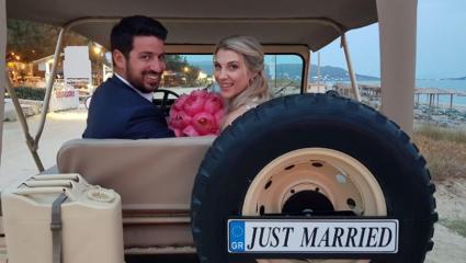 Ονειρεμένος γάμος για υιό Ευρωβουλευτή στη Νάξο