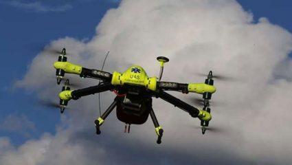 Που είναι οι χειριστές των drones; ο-ε-ο;