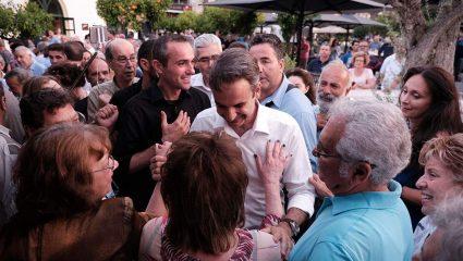 Πολιτική….face to face αποφάσισε ο Μητσοτάκης